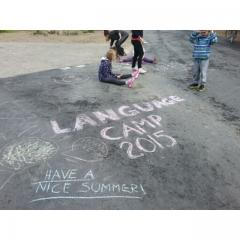 Language camp 2015!